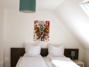 Zimmer 4 (Obergeschoss)